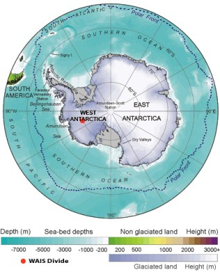 Antarctica-map-wais